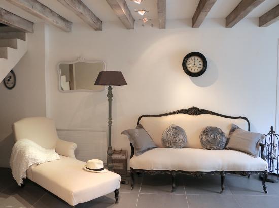 Villiers, Francia: salon