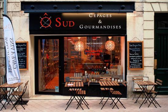 O Sud Cepages Et Gourmandises