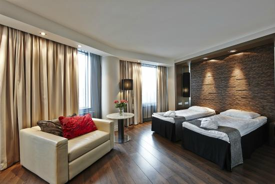 Tallink Hotel Riga: Deluxe room