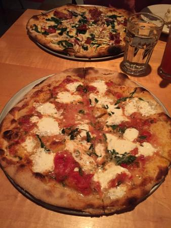 Magpie: Best Margherita Pizza in Town ...