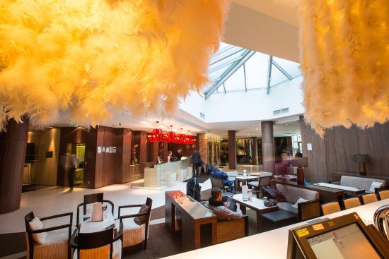 Tallink Hotel Riga: Lobby area