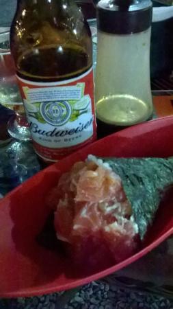 Kobe sushi bar