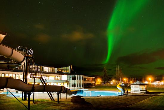 Hotel Ork Northern Lights At Örk
