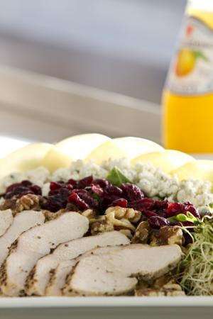 The Deli: Try one of our salads