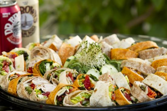 The Deli: We do Party Platter !
