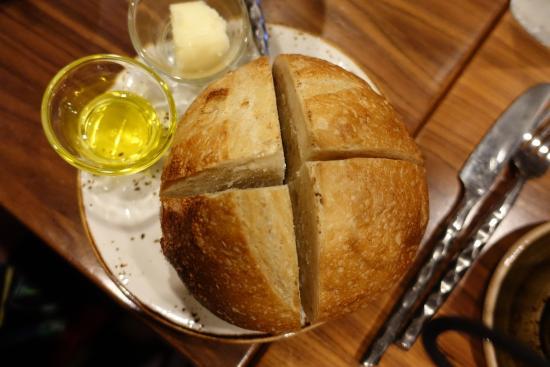 The Attic at Salish Lodge & Spa: Bread