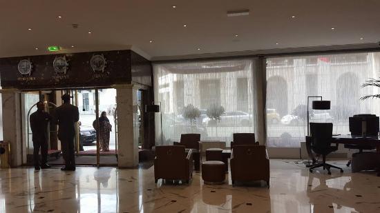 Hotel Lobby Picture Of Warwick Geneva Geneva Tripadvisor