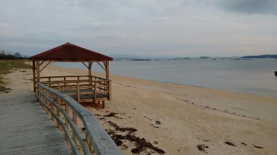 Boiro, Espanha: Playa de Carragueiros