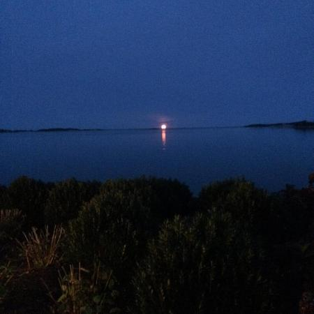 Harwich, MA: How did you guys get this moon just for us?????