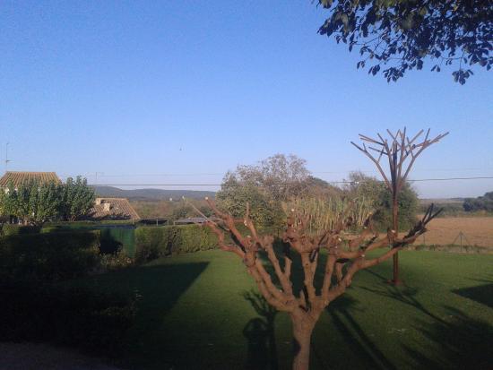 L'Arcada de Fares: excelentes vistas de La Garrotxa