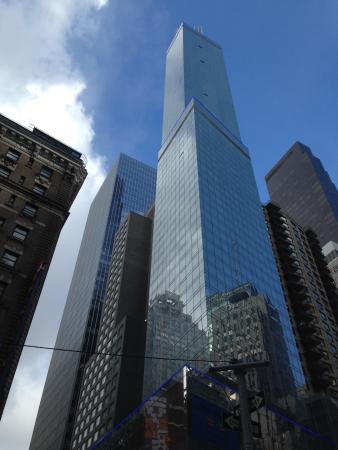Residence Inn New York Manhattan/Central Park: ホテル外観
