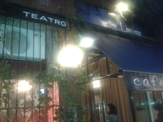Teatro Do Nucleo Experimental