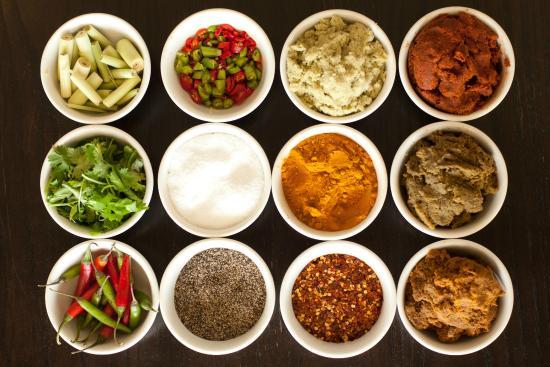 Keo Restaurant: Spices