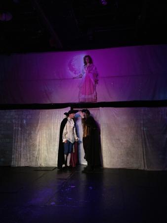 Théâtre Espace Marais: Cyrano de Bergerac