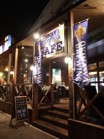 Okinawa Brewing Mihama Cafe