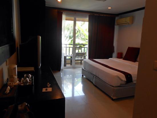 Napalai Resort & Spa: ห้องกว้าง 30 ตารางเมตร