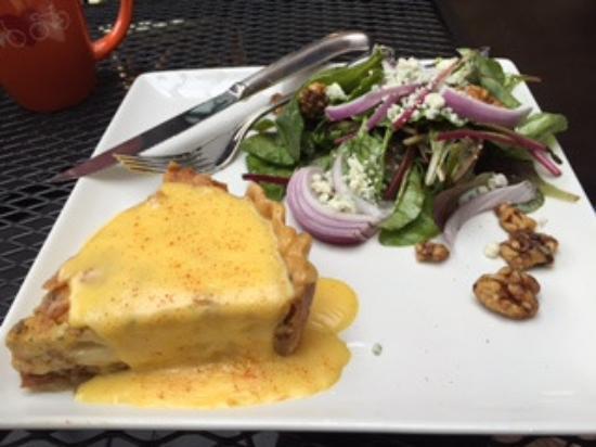Cafe Hollander: brunch dish