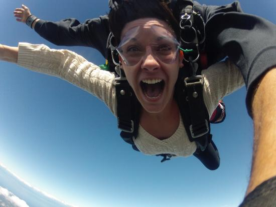 East Moriches, Nowy Jork: Skydiving!!