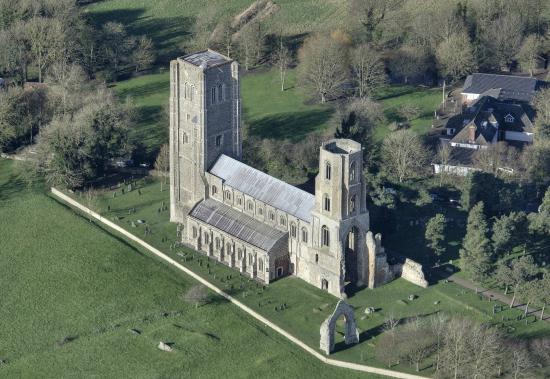 ‪Wymondham Abbey‬