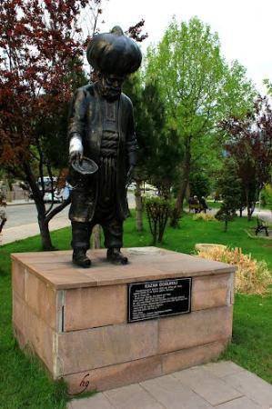 Nasreddin Hoca Gulmece Parki