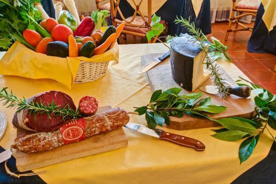 Raffaelli Park Hotel: Ristorante La Taverna Toscana