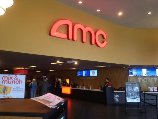 AMC Webster - Inside front door
