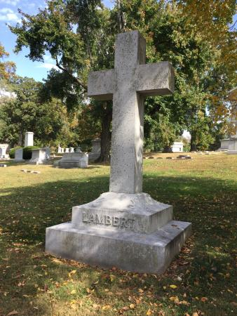 Bellefontaine Cemetery: Just some of the more famous monuments and persons of interest