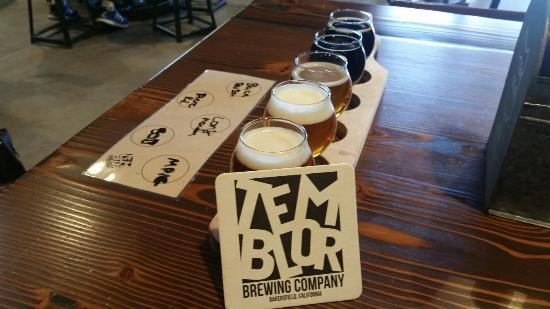 Temblor Brewing Comany