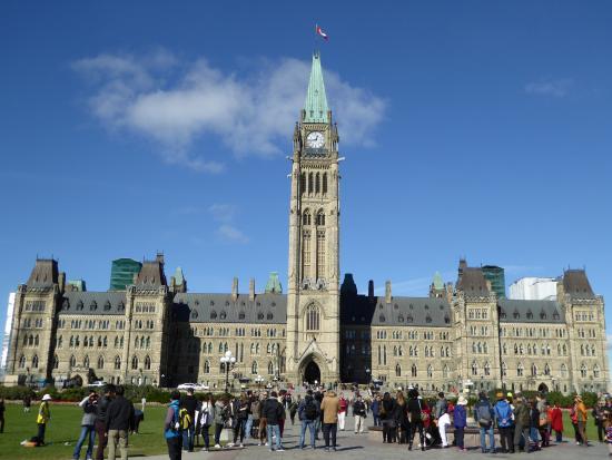 Ottawa, Canada: Peace Tower