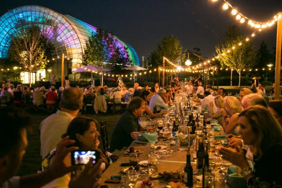 Myriad Botanical Gardens Our Splendor In The Event Held Every June