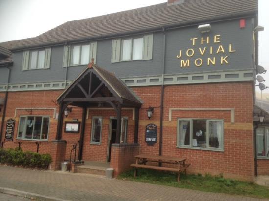 Jovial Monk