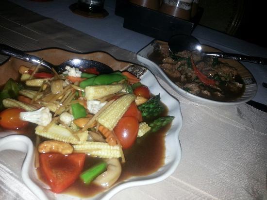 Thai Chi Restaurant - The Stanley Hotel: 20151018_203555_large.jpg