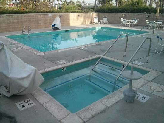 Quality Suites Otay Mesa: Pool und Spa