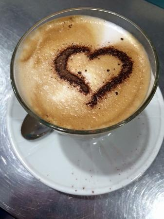 Caffe' da Erica