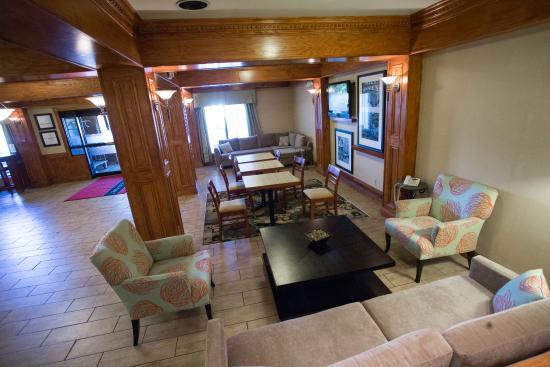 Hampton Inn Marion: Lobby