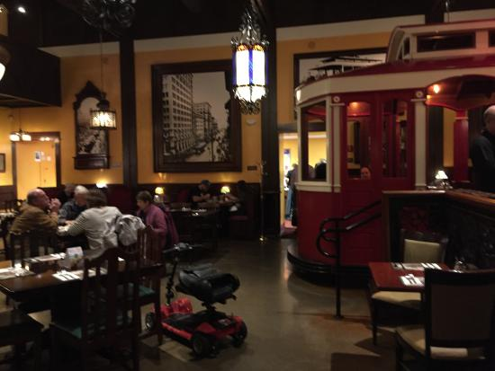 The Restaurant Picture Of The Old Spaghetti Factory