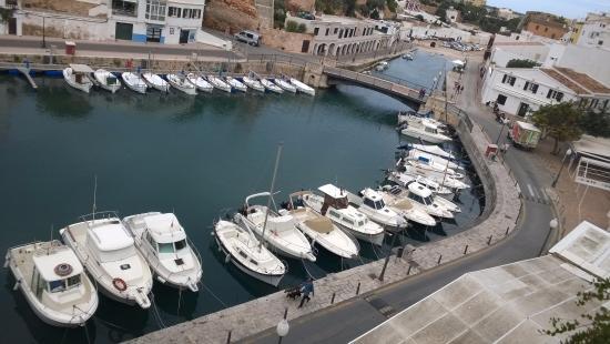 Villas Amarillas: harbor