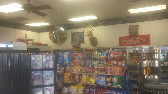 Bemus Point, estado de Nueva York: Bridgeview Store