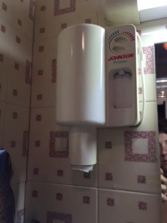 Hotel Pirene : el secador??