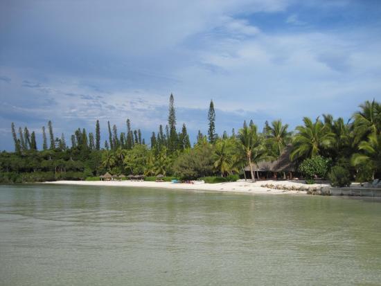 пляж picture of le meridien ile des pins ile des pins tripadvisor