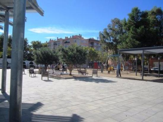 El Parc del Pinaret : Парк