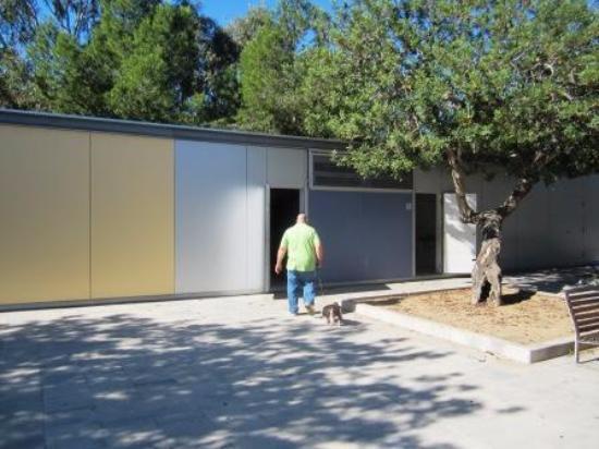 El Parc del Pinaret : Туалеты