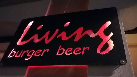 Vibo Valentia, Italia: Living Burger Beer