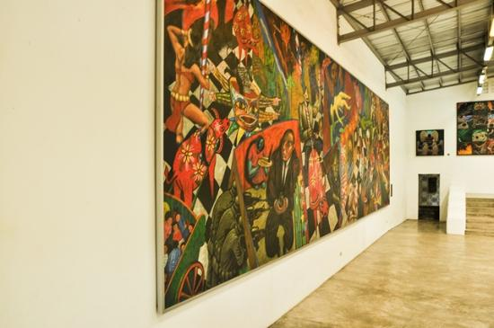 painting 1 picture of pinto art museum antipolo city tripadvisor