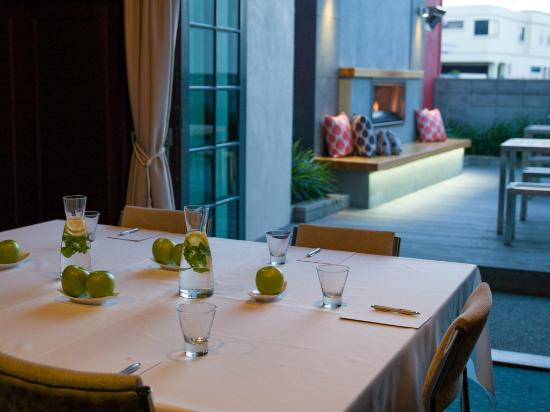 The Crown Hotel Napier: Boardroom Meeting