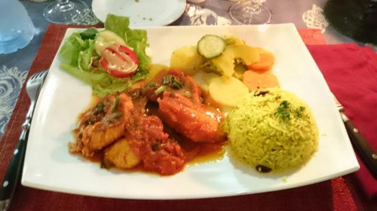 Restaurant Le Bougainville