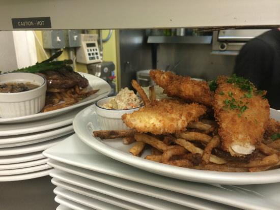 Windsor, Canadá: Fish & Chips