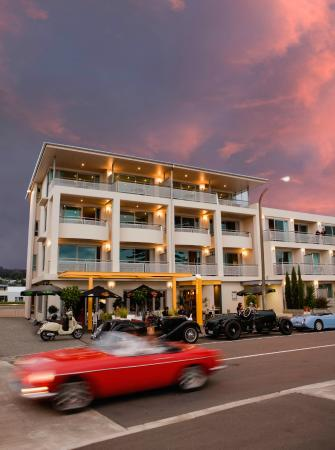 The Crown Hotel Napier: Exterior Hotel