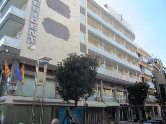 Hotel Evenia President: вид на отель