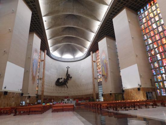 Catedral Metropolitana María Reina: Glorioso